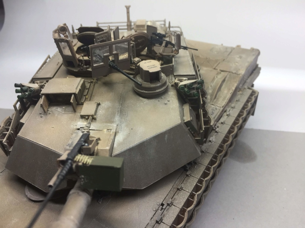 M1A2 Abrams Tusk MENG 1/35 Termine - Page 3 Img_0142