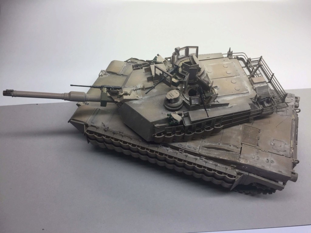 M1A2 Abrams Tusk MENG 1/35 Termine - Page 3 Img_0146