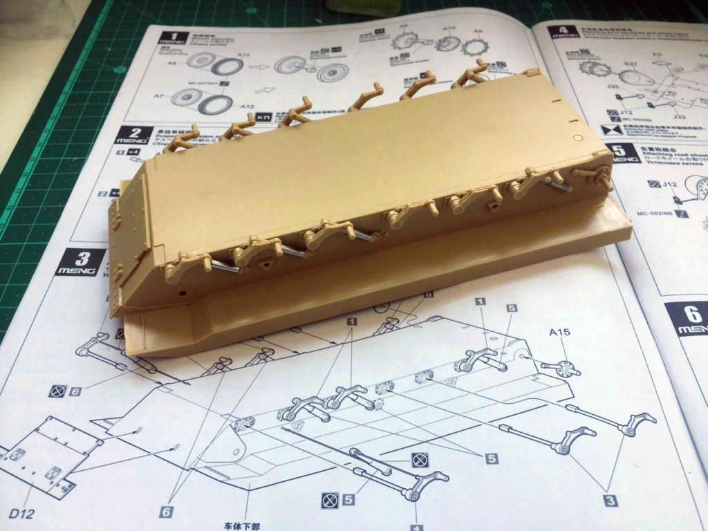 Bradley M2A3 with Busk III - Meng -1/35 TERMINE Img_0310