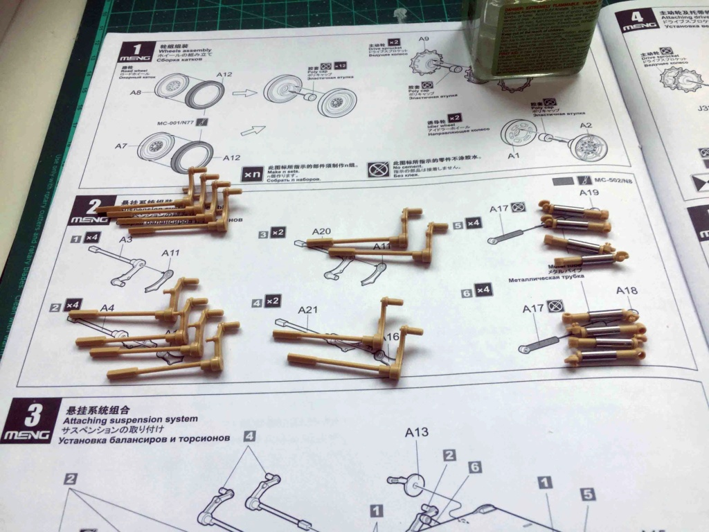 Bradley M2A3 with Busk III - Meng -1/35 TERMINE Img_0312