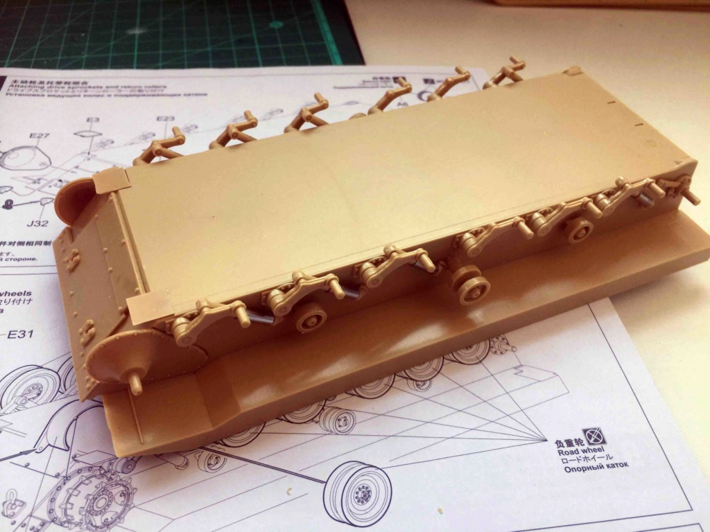 Bradley M2A3 with Busk III - Meng -1/35 TERMINE Img_0314