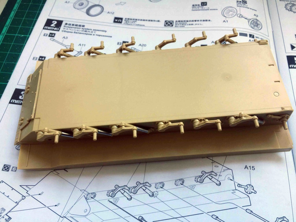 Bradley M2A3 with Busk III - Meng -1/35 TERMINE Img_0315