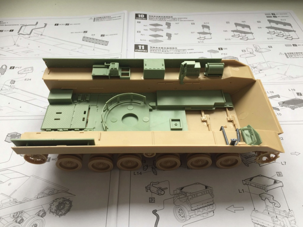 Bradley M2A3 with Busk III - Meng -1/35 TERMINE Img_0322