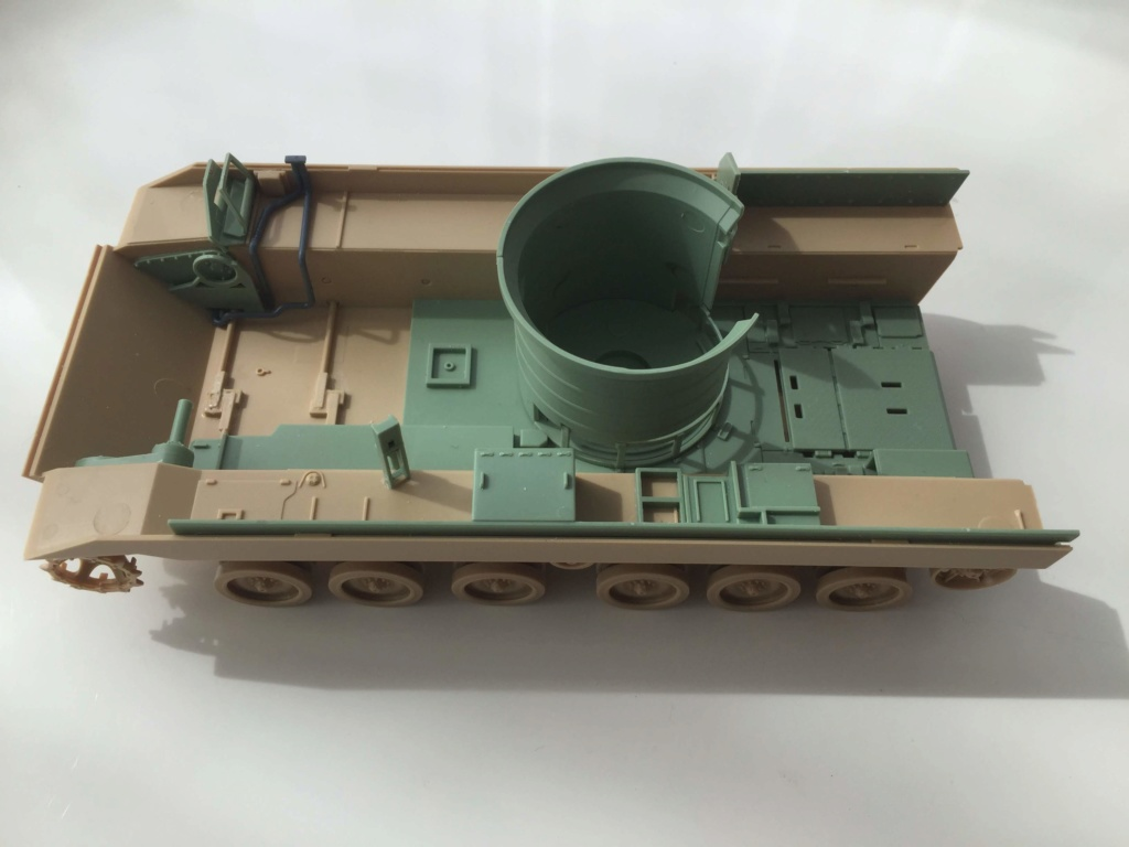 Bradley M2A3 with Busk III - Meng -1/35 TERMINE Img_0411