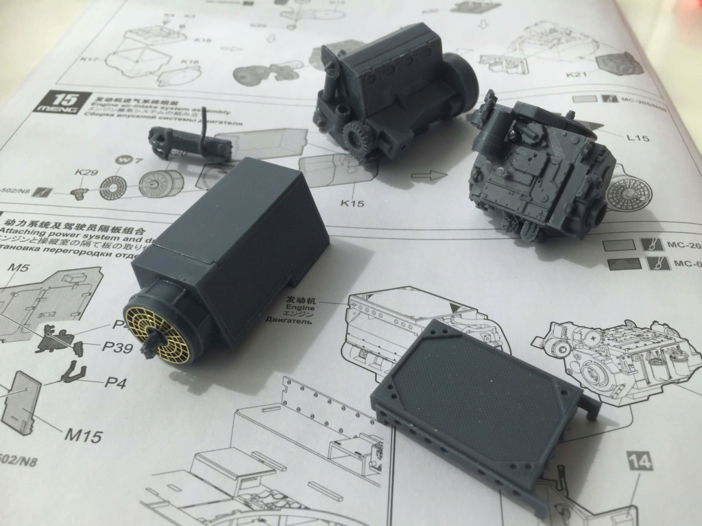 Bradley M2A3 with Busk III - Meng -1/35 TERMINE Img_0417