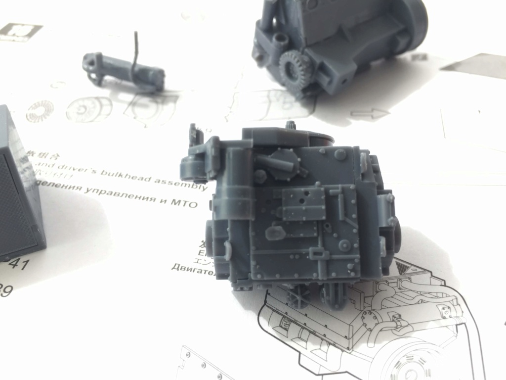 Bradley M2A3 with Busk III - Meng -1/35 TERMINE Img_0419