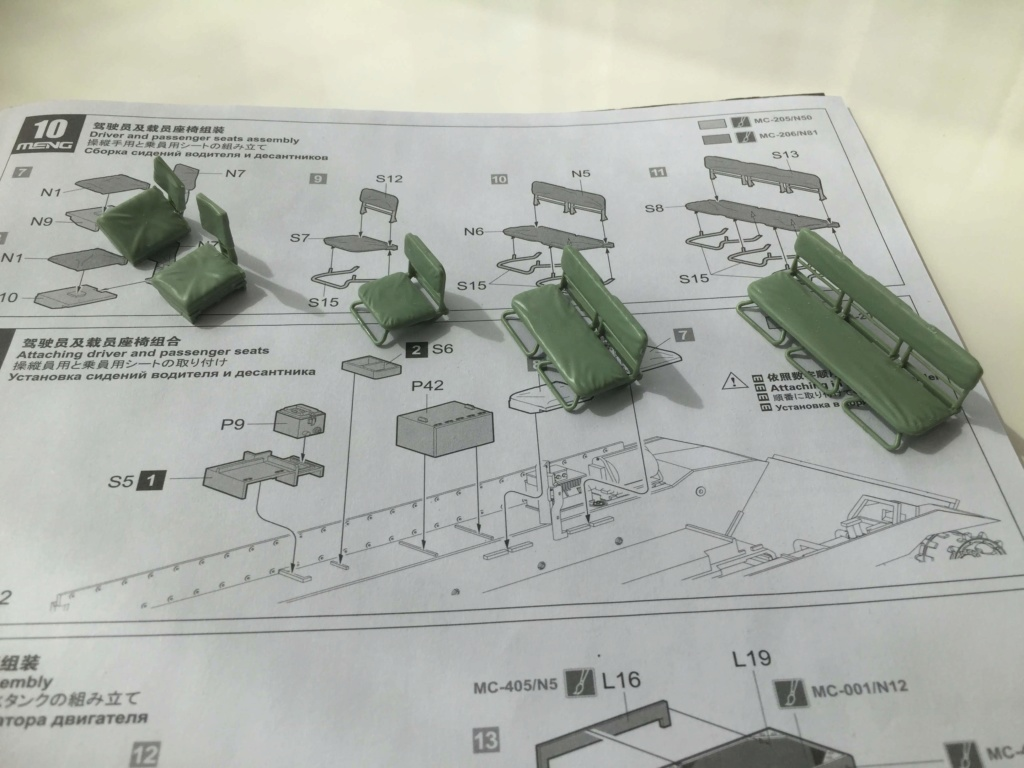 Bradley M2A3 with Busk III - Meng -1/35 TERMINE Img_0424