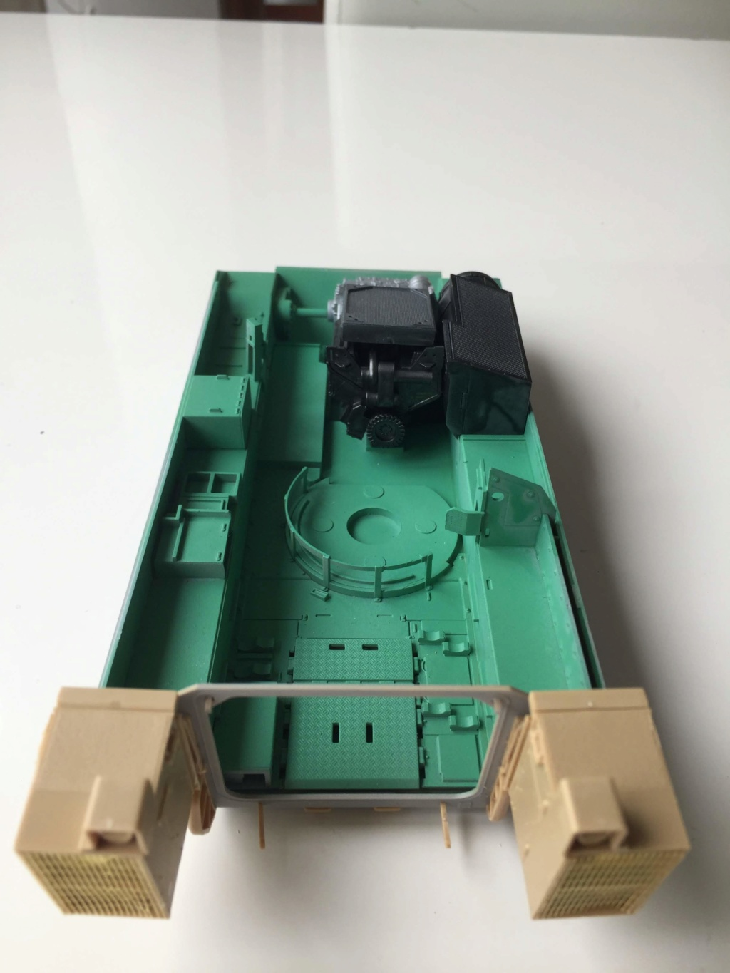 Bradley M2A3 with Busk III - Meng -1/35 TERMINE - Page 2 Img_0511