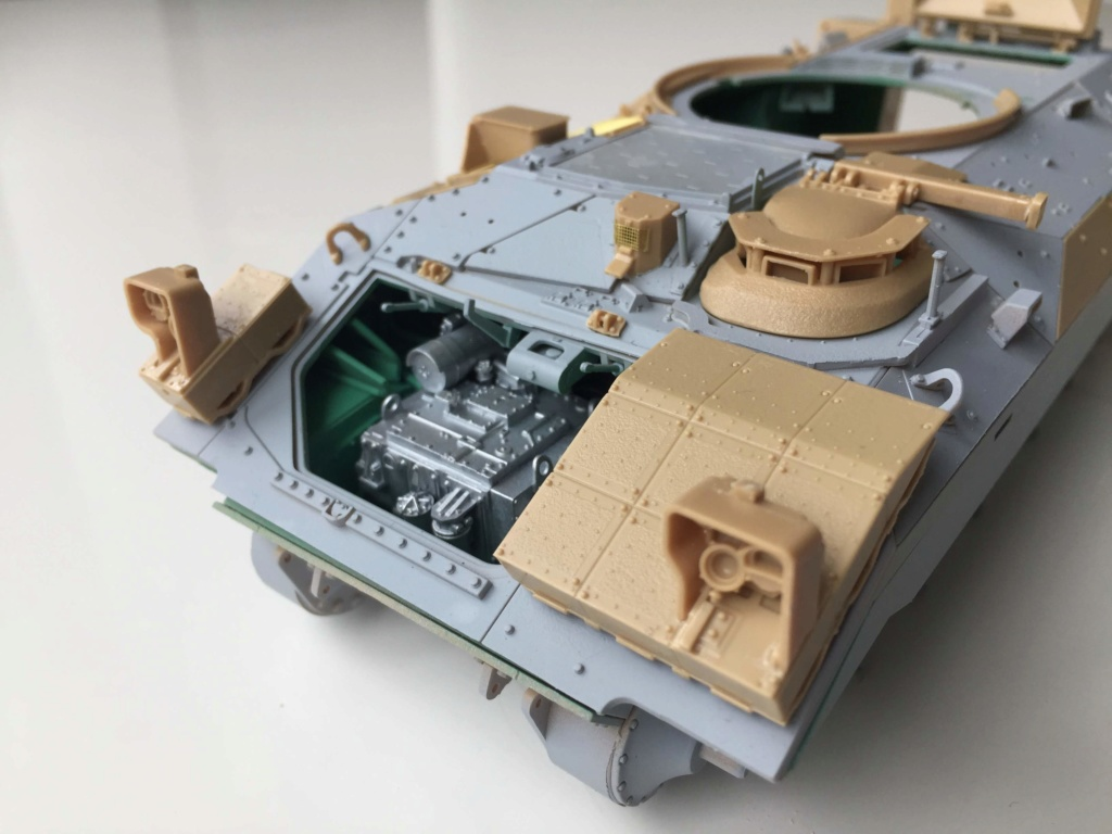 Bradley M2A3 with Busk III - Meng -1/35 TERMINE - Page 2 Img_0517