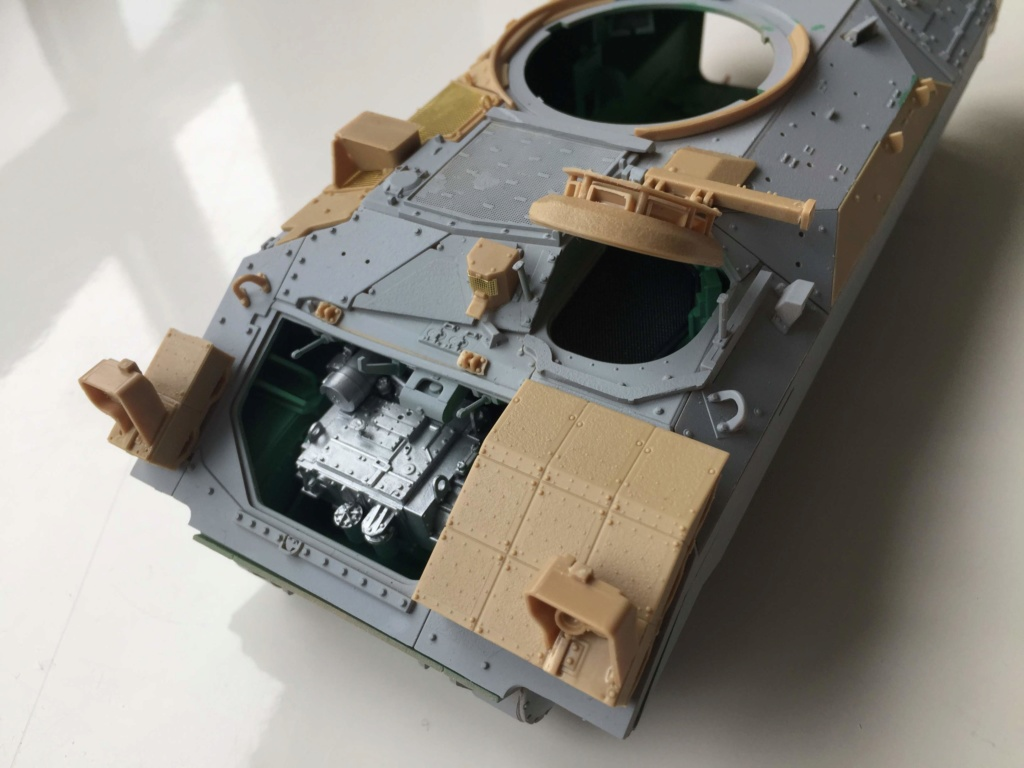 Bradley M2A3 with Busk III - Meng -1/35 TERMINE - Page 2 Img_0520