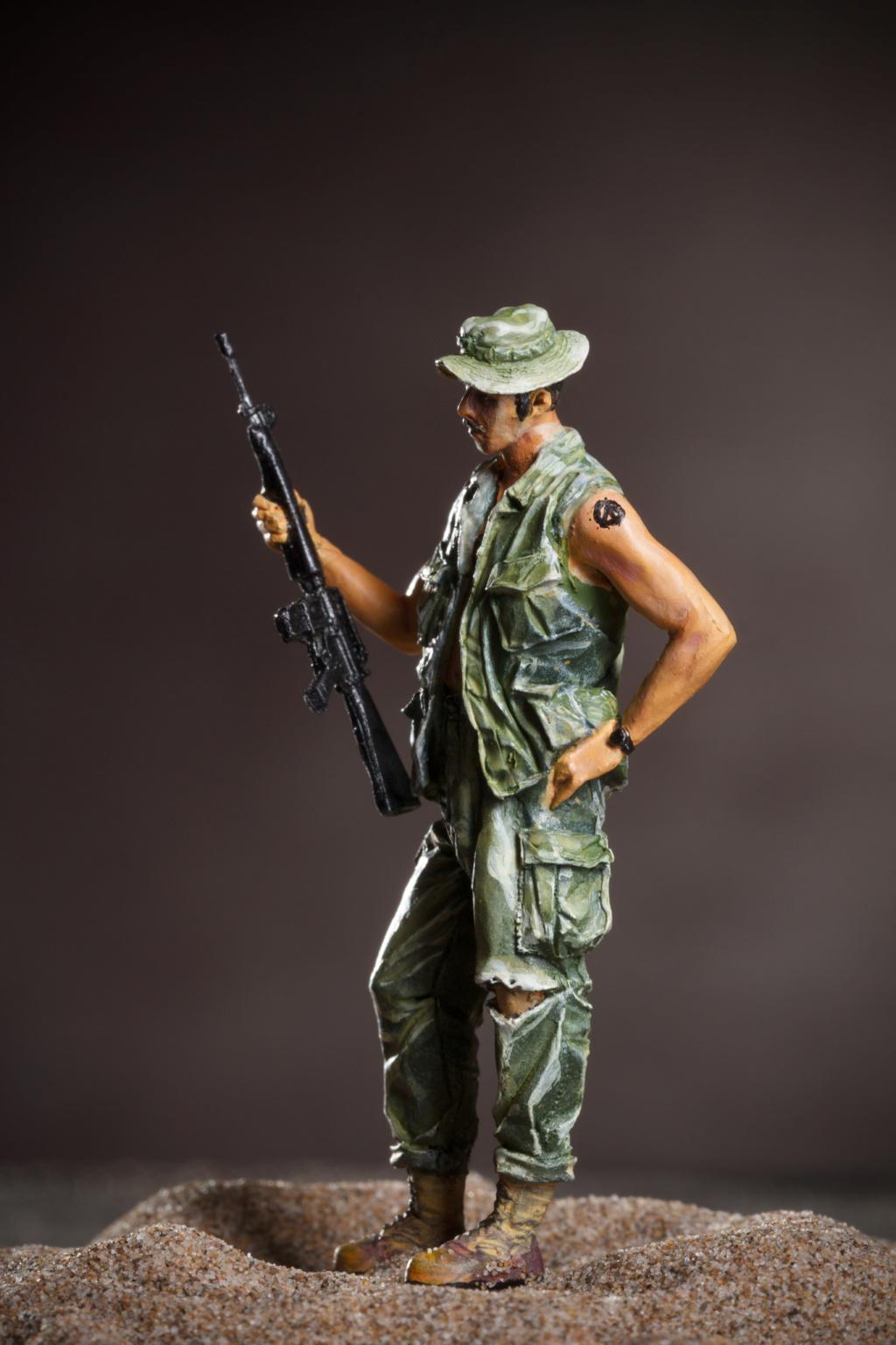 Soldats U.S Vietnam. 1/35 Verlinden Bravo 6   Fini - Page 2 Img_0910