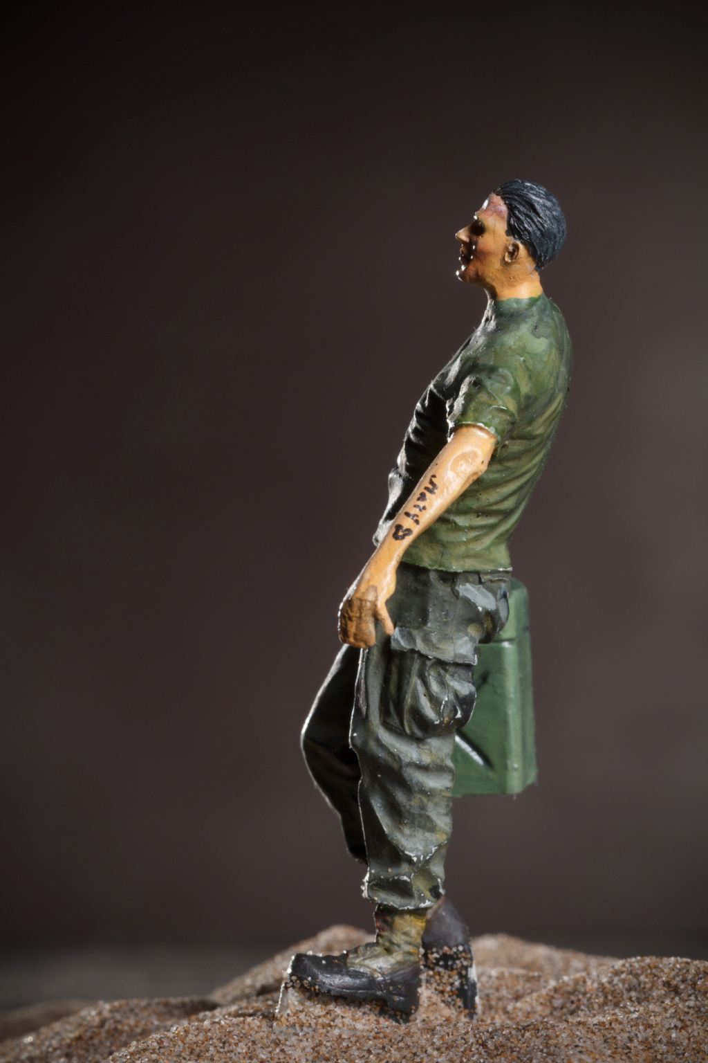 Soldats U.S Vietnam. 1/35 Verlinden Bravo 6   Fini - Page 2 Img_0913