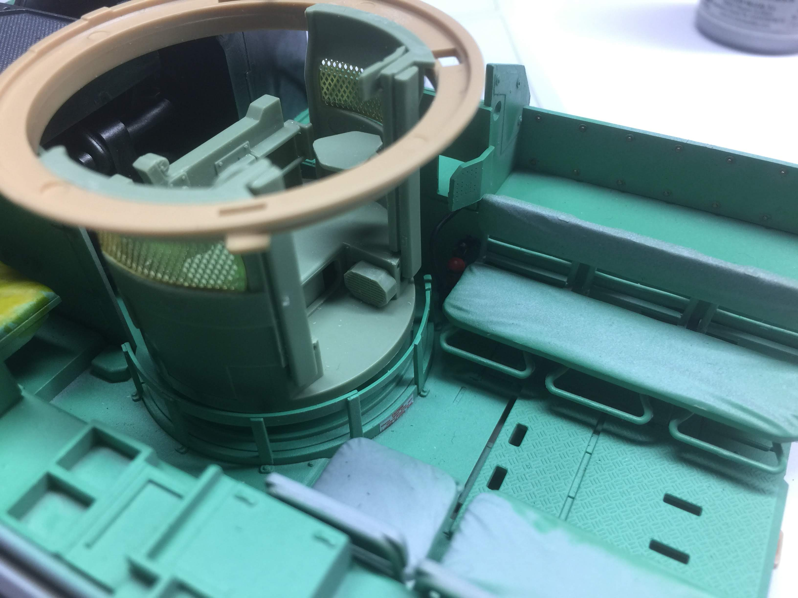 Bradley M2A3 with Busk III - Meng -1/35 TERMINE - Page 3 Img_1616