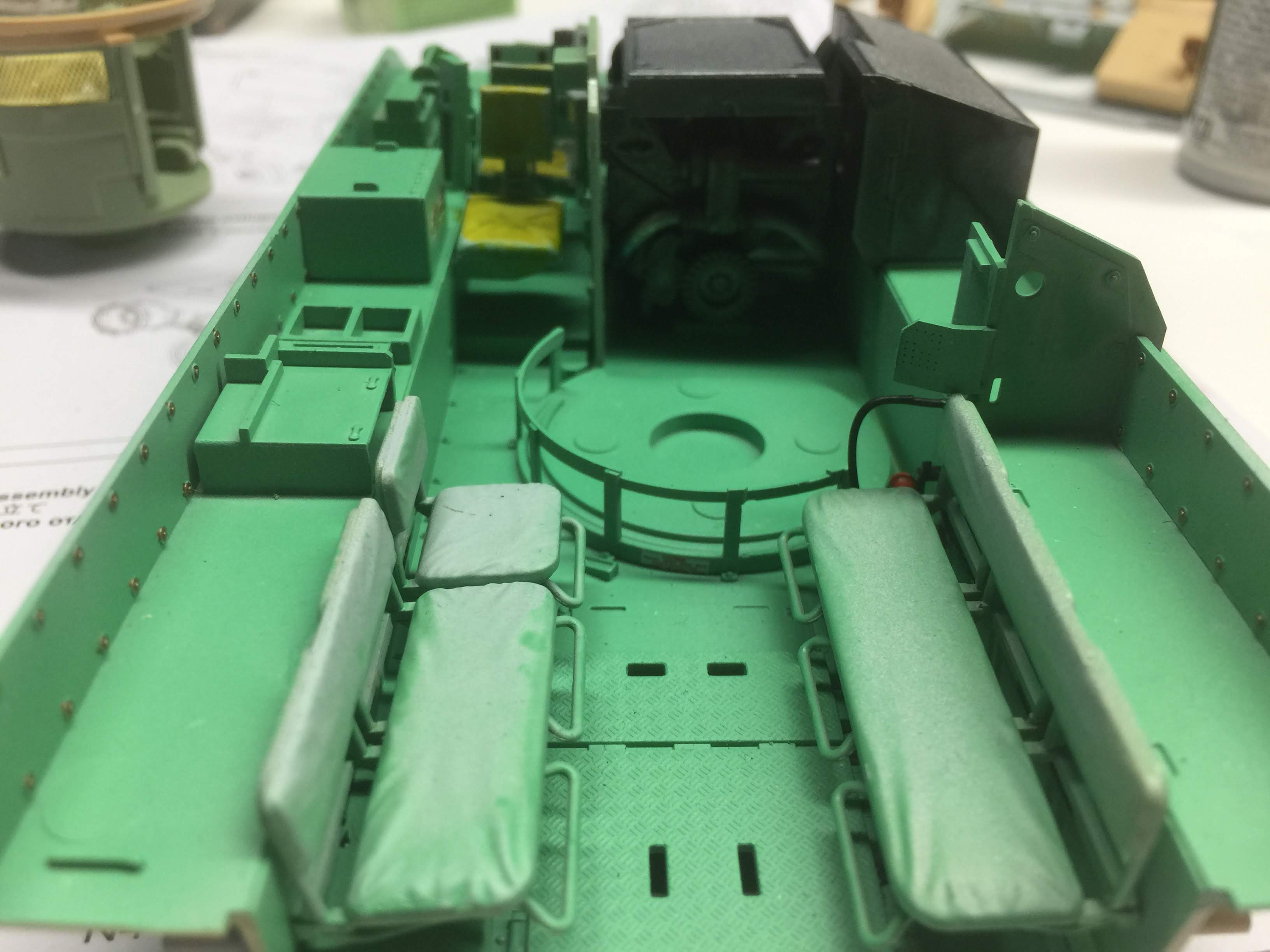 Bradley M2A3 with Busk III - Meng -1/35 TERMINE - Page 3 Img_1620