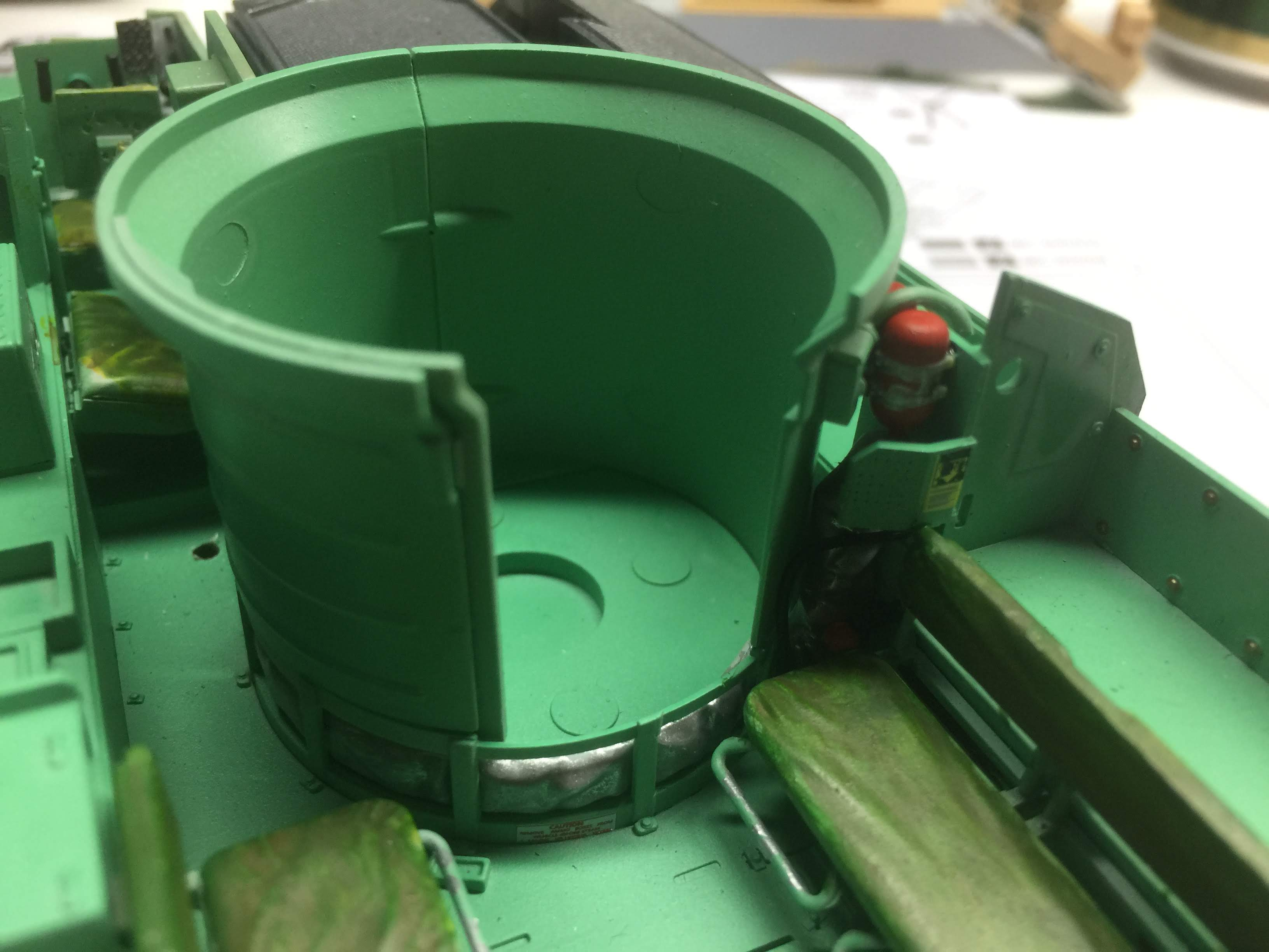 Bradley M2A3 with Busk III - Meng -1/35 TERMINE - Page 3 Img_1625