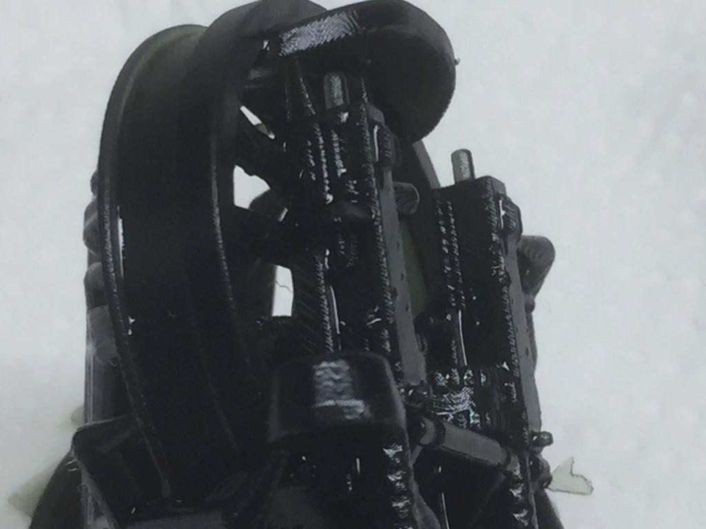 Patrouilleur fluvial  PBR MK2 1/35 - Impression 3D personnelle - Page 5 Img_1817
