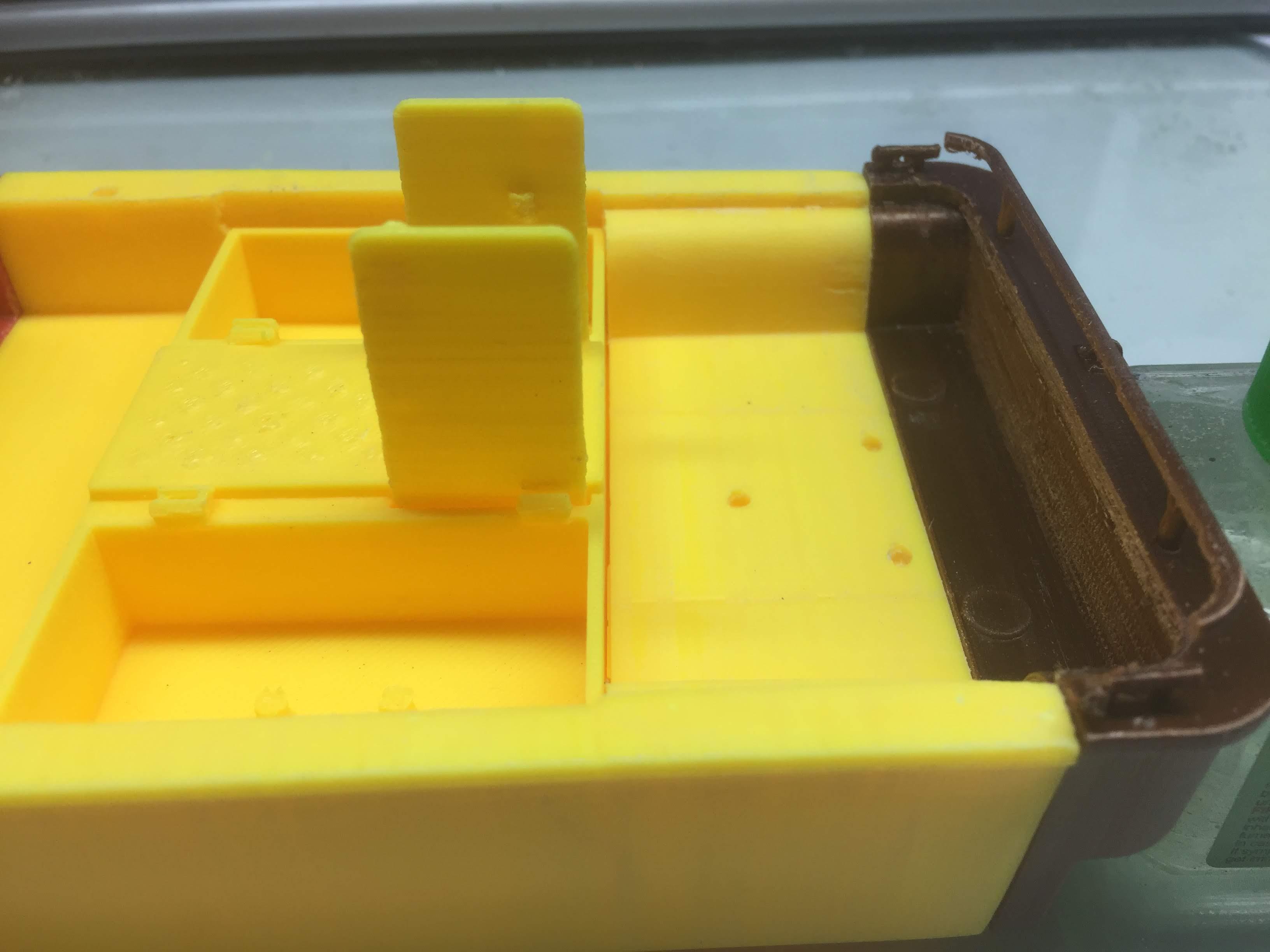 Patrouilleur fluvial  PBR MK2 1/35 - Impression 3D personnelle - Page 5 Img_1912