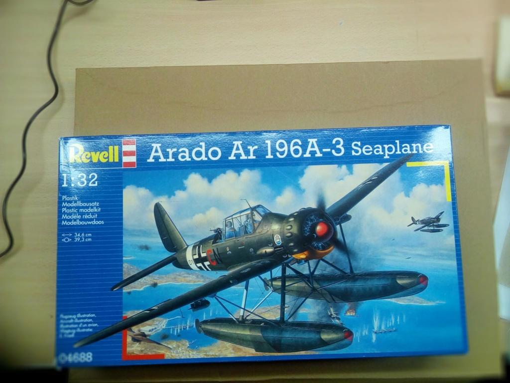 Arado Ar 196A-3 Seaplane - Revell - 1/32 Img_2010