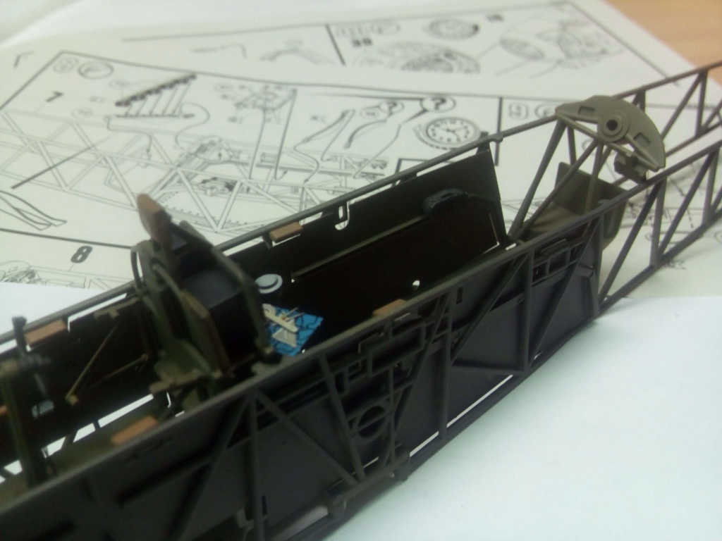 Arado Ar 196A-3 Seaplane - Revell - 1/32 - Page 2 Img_2039