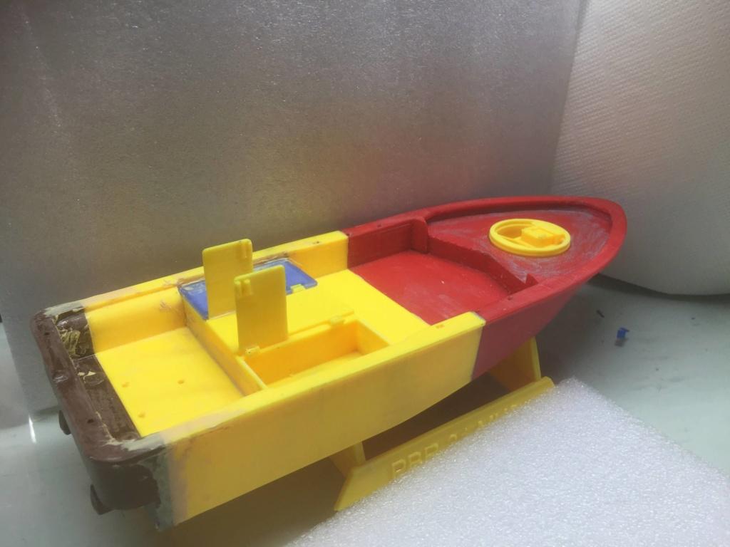 Patrouilleur fluvial  PBR MK2 1/35 - Impression 3D personnelle - Page 6 Img_2069