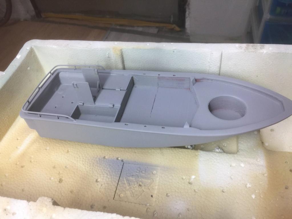 Patrouilleur fluvial  PBR MK2 1/35 - Impression 3D personnelle - Page 7 Img_2116