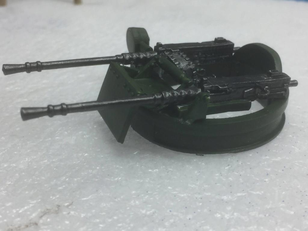 Patrouilleur fluvial  PBR MK2 1/35 - Impression 3D personnelle - Page 7 Img_2135