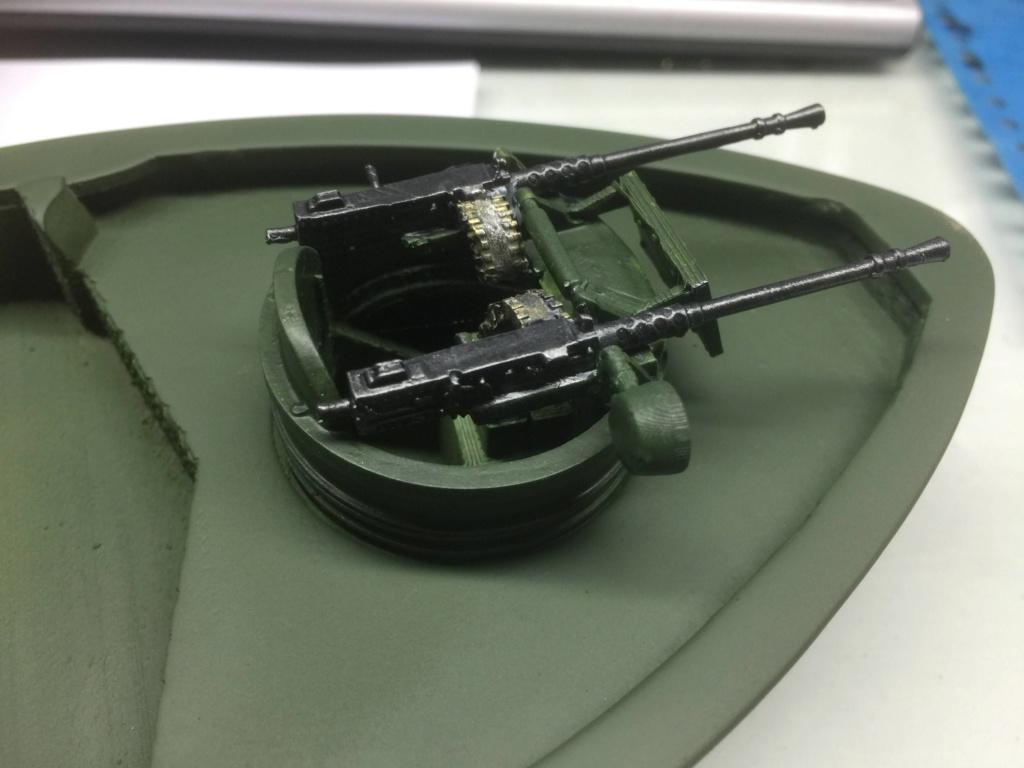 Patrouilleur fluvial  PBR MK2 1/35 - Impression 3D personnelle - Page 7 Img_2136