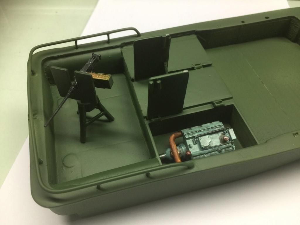 Patrouilleur fluvial  PBR MK2 1/35 - Impression 3D personnelle - Page 7 Img_2137