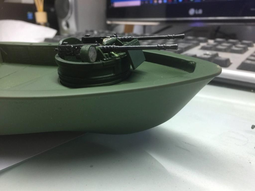 Patrouilleur fluvial  PBR MK2 1/35 - Impression 3D personnelle - Page 7 Img_2139