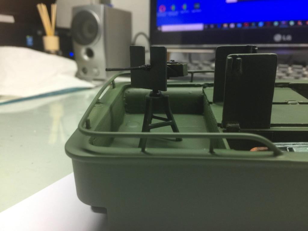 Patrouilleur fluvial  PBR MK2 1/35 - Impression 3D personnelle - Page 7 Img_2140