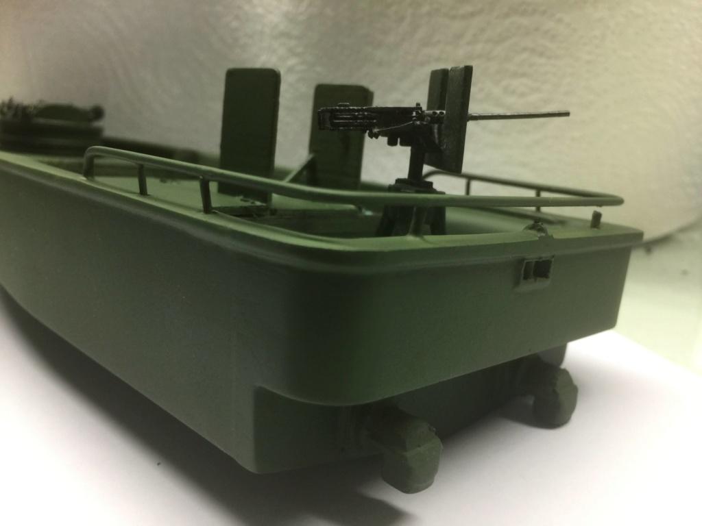 Patrouilleur fluvial  PBR MK2 1/35 - Impression 3D personnelle - Page 7 Img_2141