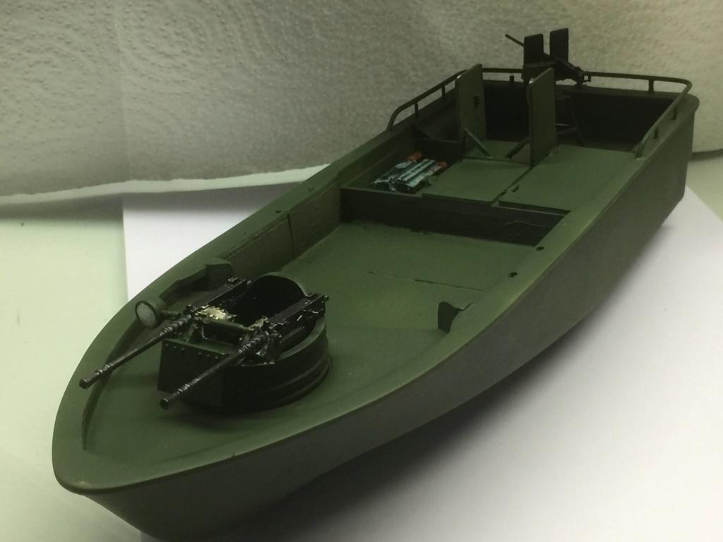 Patrouilleur fluvial  PBR MK2 1/35 - Impression 3D personnelle - Page 7 Img_2142