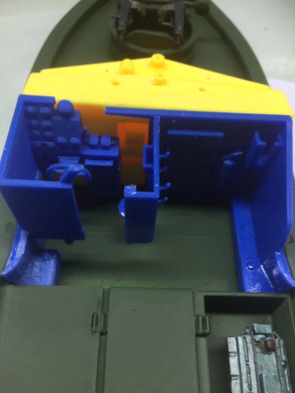 Patrouilleur fluvial  PBR MK2 1/35 - Impression 3D personnelle - Page 7 Img_2146