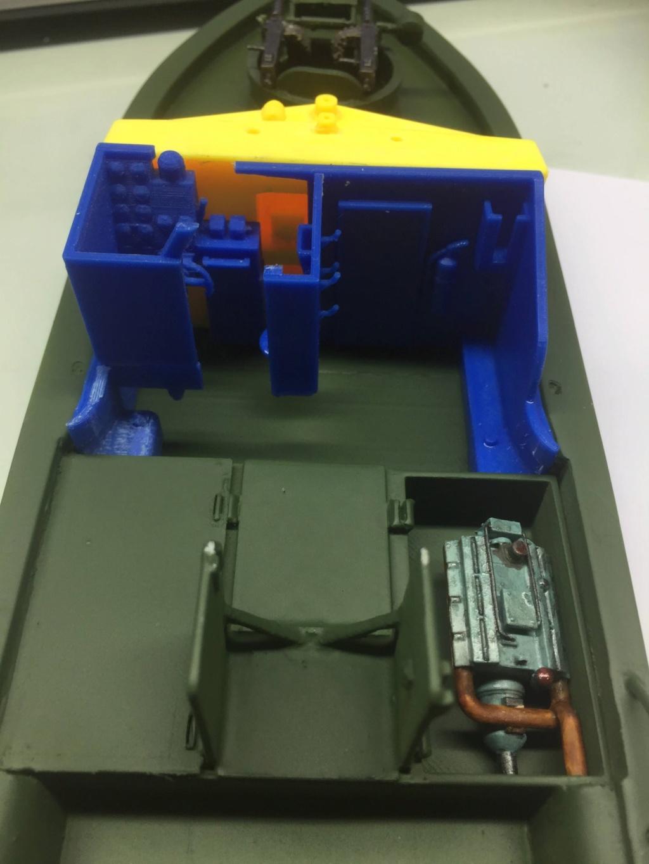 Patrouilleur fluvial  PBR MK2 1/35 - Impression 3D personnelle - Page 7 Img_2147