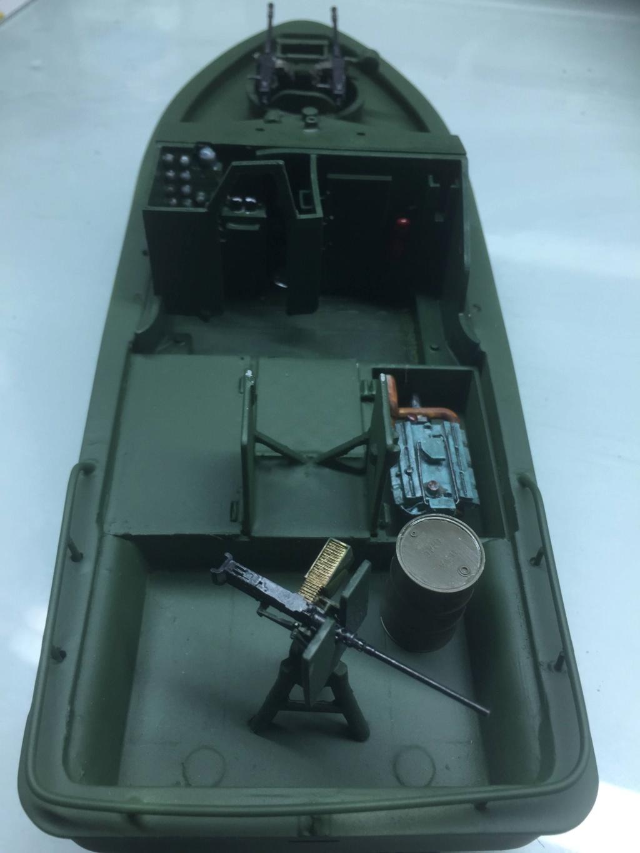 Patrouilleur fluvial  PBR MK2 1/35 - Impression 3D personnelle - Page 8 Img_2210