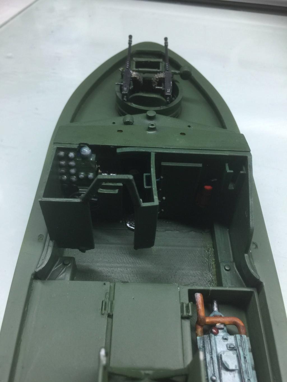 Patrouilleur fluvial  PBR MK2 1/35 - Impression 3D personnelle - Page 8 Img_2211