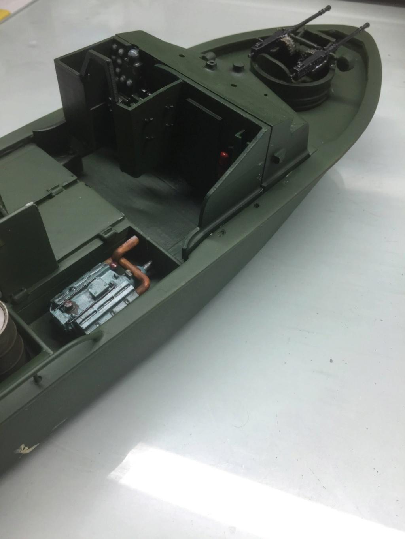 Patrouilleur fluvial  PBR MK2 1/35 - Impression 3D personnelle - Page 8 Img_2214