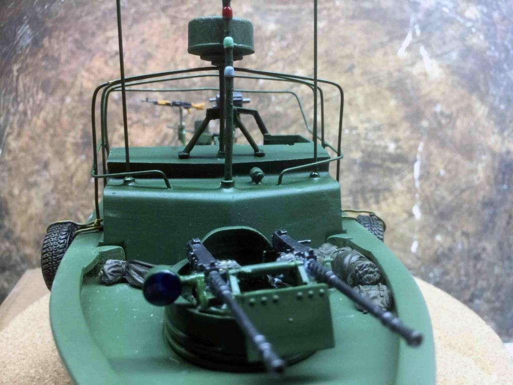 Patrouilleur fluvial  PBR MK2 1/35 - Impression 3D personnelle - Page 8 Img_2220