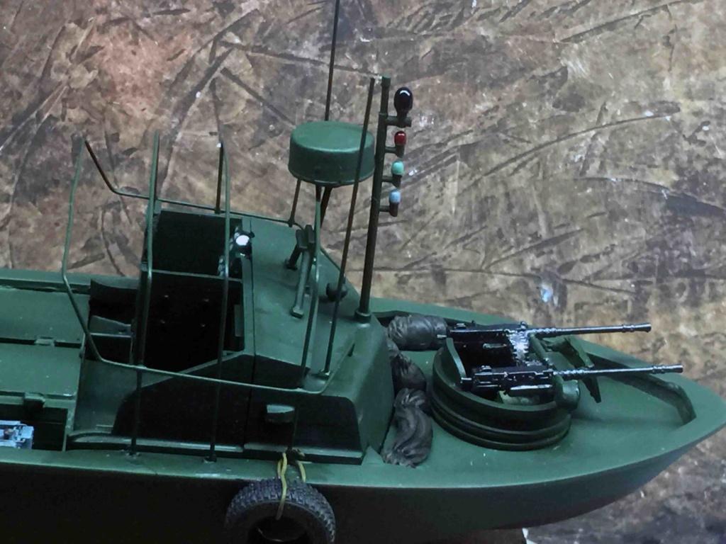 Patrouilleur fluvial  PBR MK2 1/35 - Impression 3D personnelle - Page 8 Img_2225