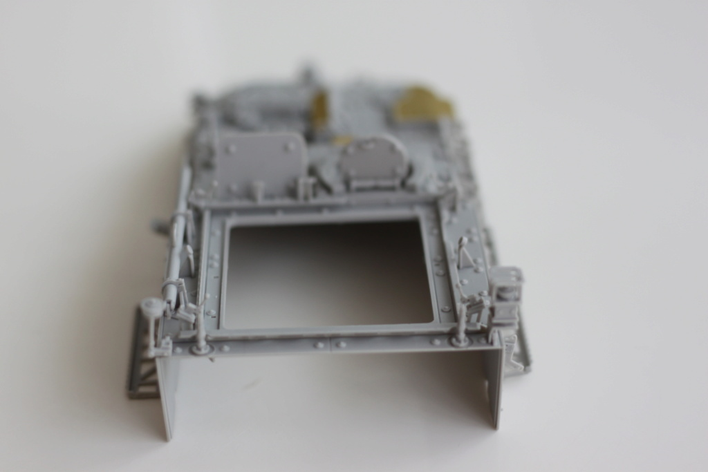 M1129 Stryker Mortar Carrier Vehicle MC-B Tumpeter 1/35 Img_3833