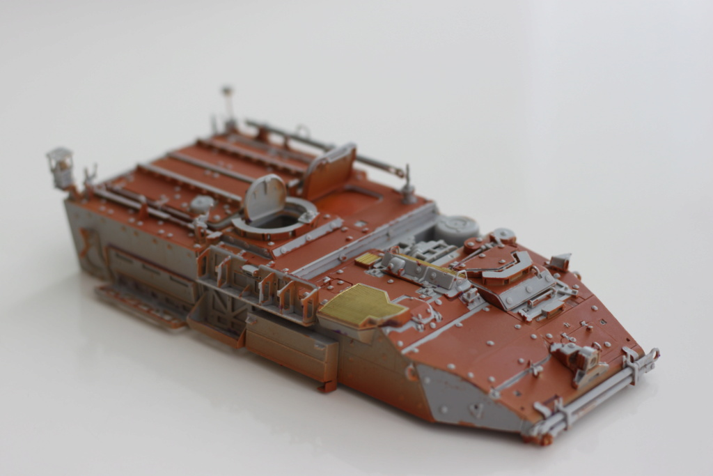 M1129 Stryker Mortar Carrier Vehicle MC-B Tumpeter 1/35 Img_3841