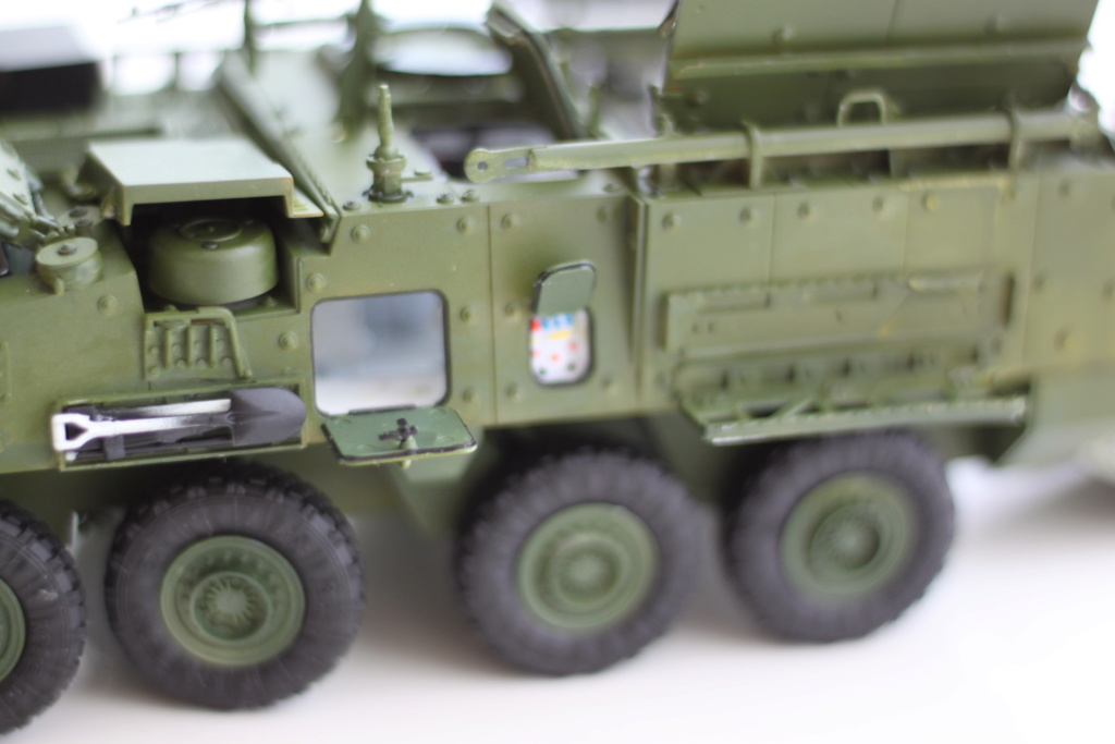 M1129 Stryker Mortar Carrier Vehicle MC-B Tumpeter 1/35 - Page 2 Img_3920