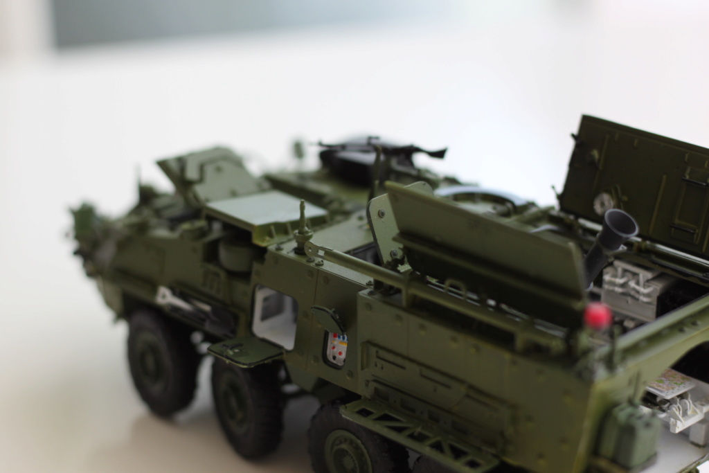 M1129 Stryker Mortar Carrier Vehicle MC-B Tumpeter 1/35 - Page 2 Img_3923