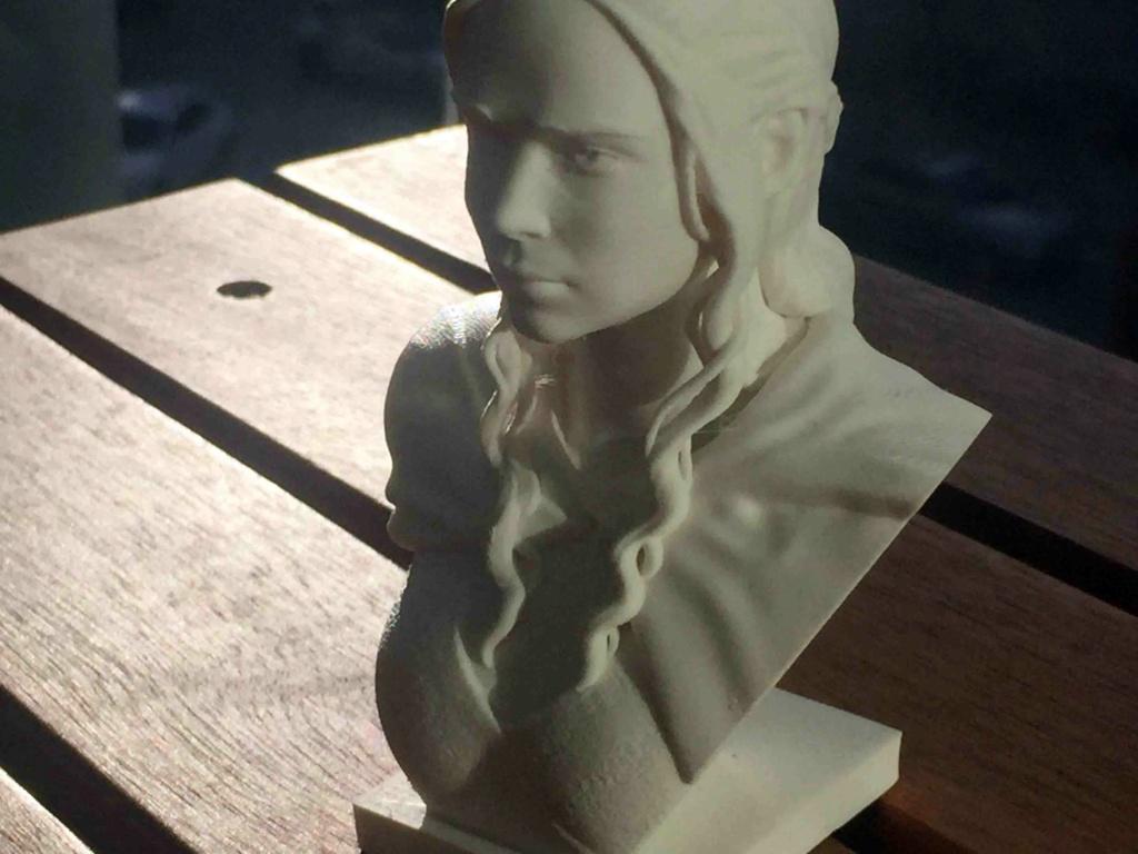 Daenerys 1/10 3D Img_4510