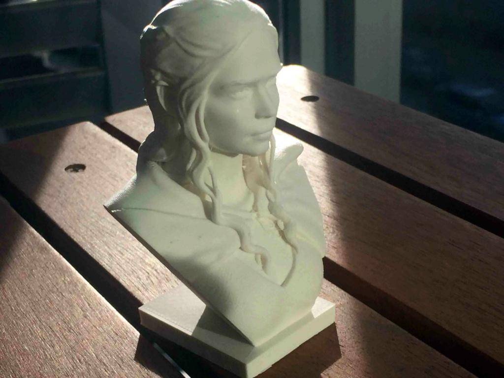 Daenerys 1/10 3D Img_4511