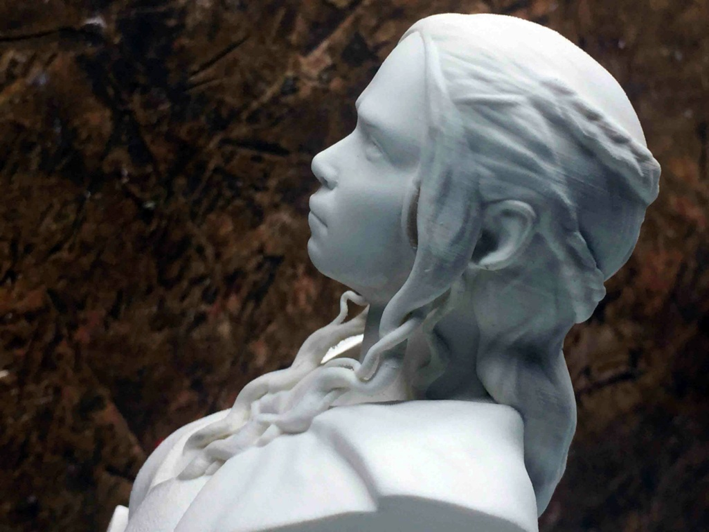 Daenerys 1/10 3D Img_4516