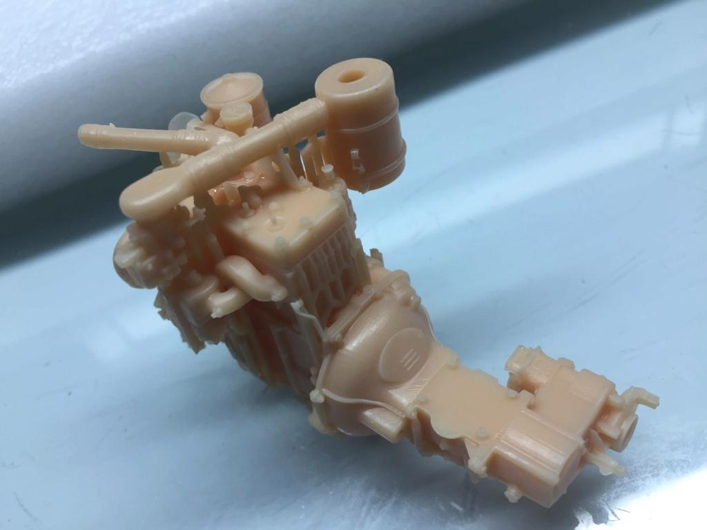 Jeep Willys en résine 3D au 1/24 et au 1/12 avec épave ( deuxième partie et fin au 1/24 ) - Page 3 Img_4524