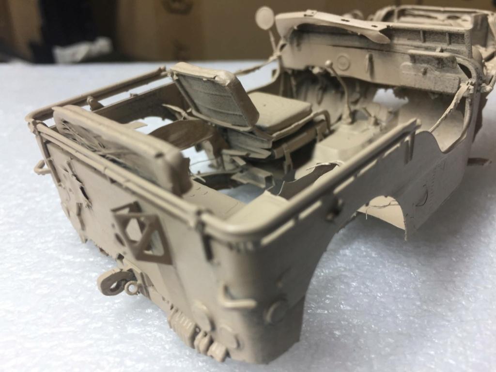 Jeep Willys en résine 3D au 1/24 et au 1/12 avec épave ( deuxième partie et fin au 1/24 ) - Page 3 Img_4618