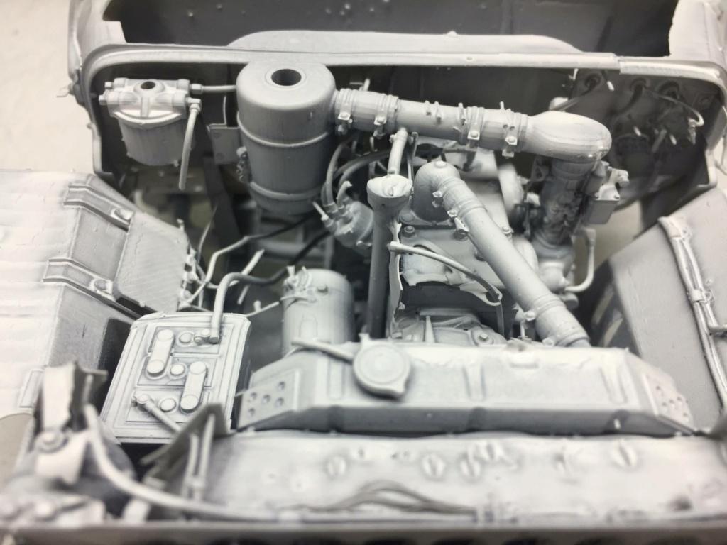 Jeep Willys en résine 3D au 1/24 et au 1/12 avec épave ( deuxième partie et fin au 1/24 ) - Page 3 Img_4624