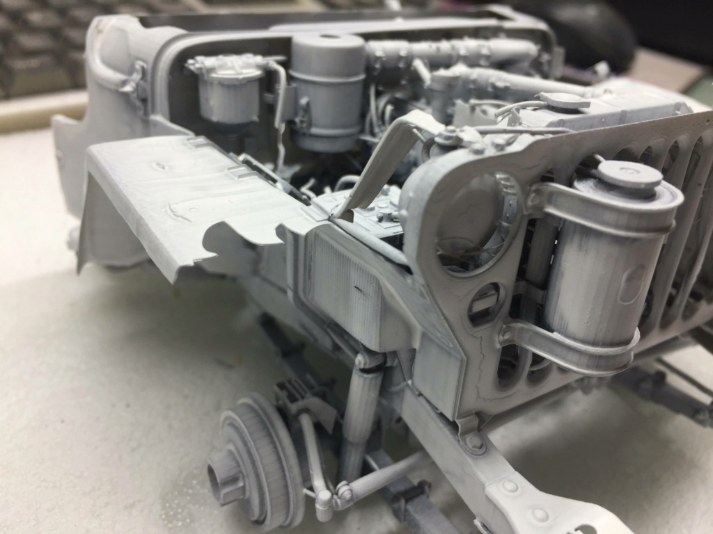 Jeep Willys en résine 3D au 1/24 et au 1/12 avec épave ( deuxième partie et fin au 1/24 ) - Page 3 Img_4625